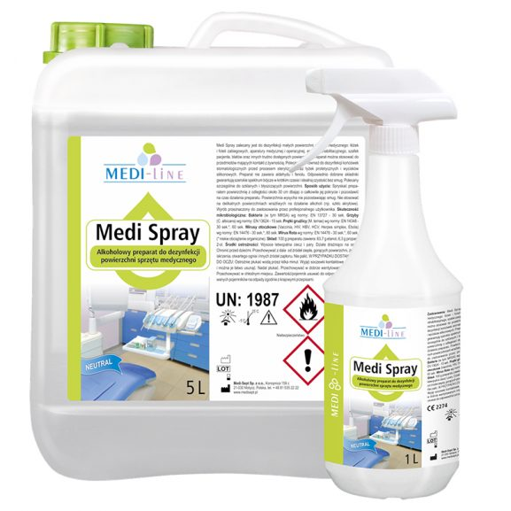 Medi Spray Neutral